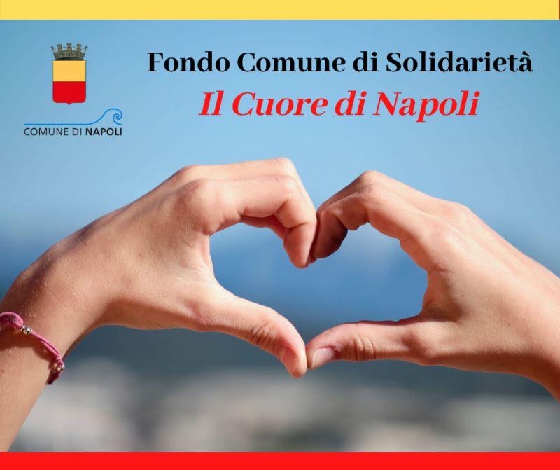 Coronavirus, buoni spesa: on line il modulo per il fondo di solidarietà del Comune di Napoli