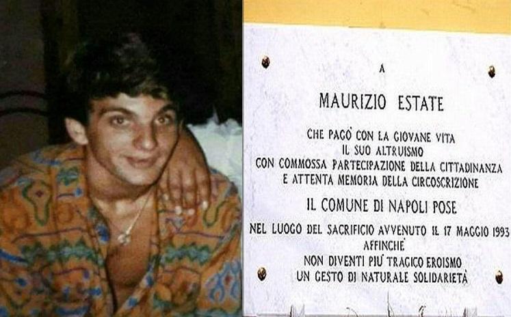 Il ricordo di Maurizio Estate, a 27 anni dal suo brutale omicidio