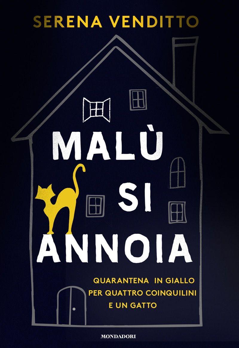 """""""Malù si annoia: Quarantena in giallo per quattro coinquilini e un gatto"""", l'e-book con cui è anche possibile aiutare il Cotugno"""