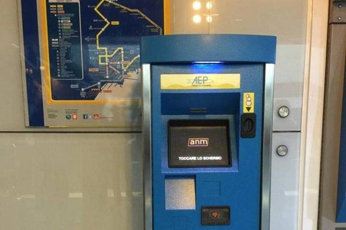 Anm, nuove macchinette per i biglietti in 7 stazioni della Linea 1