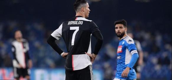 """Juve delusione e fair play, """"complimenti al Napoli"""""""