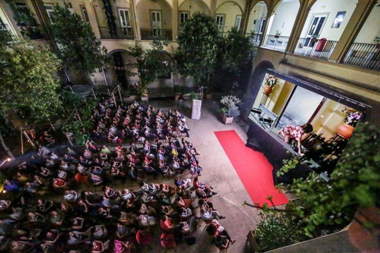 Estate a Corte: il cinema all'aperto ai Quartieri Spagnoli