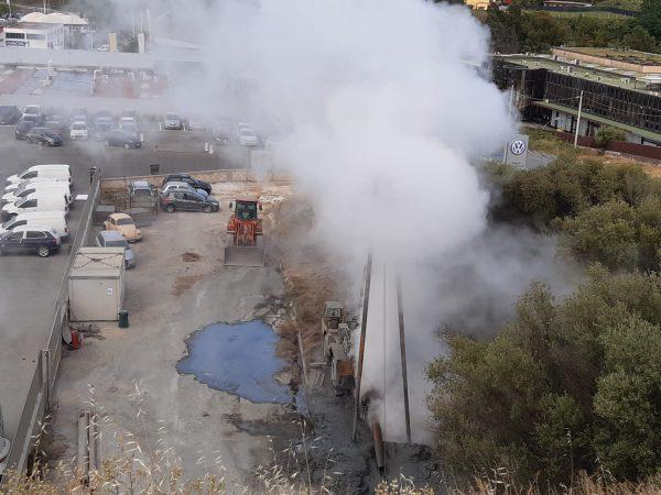 Perforazione in area sismica ad Agnano, indaga la Procura