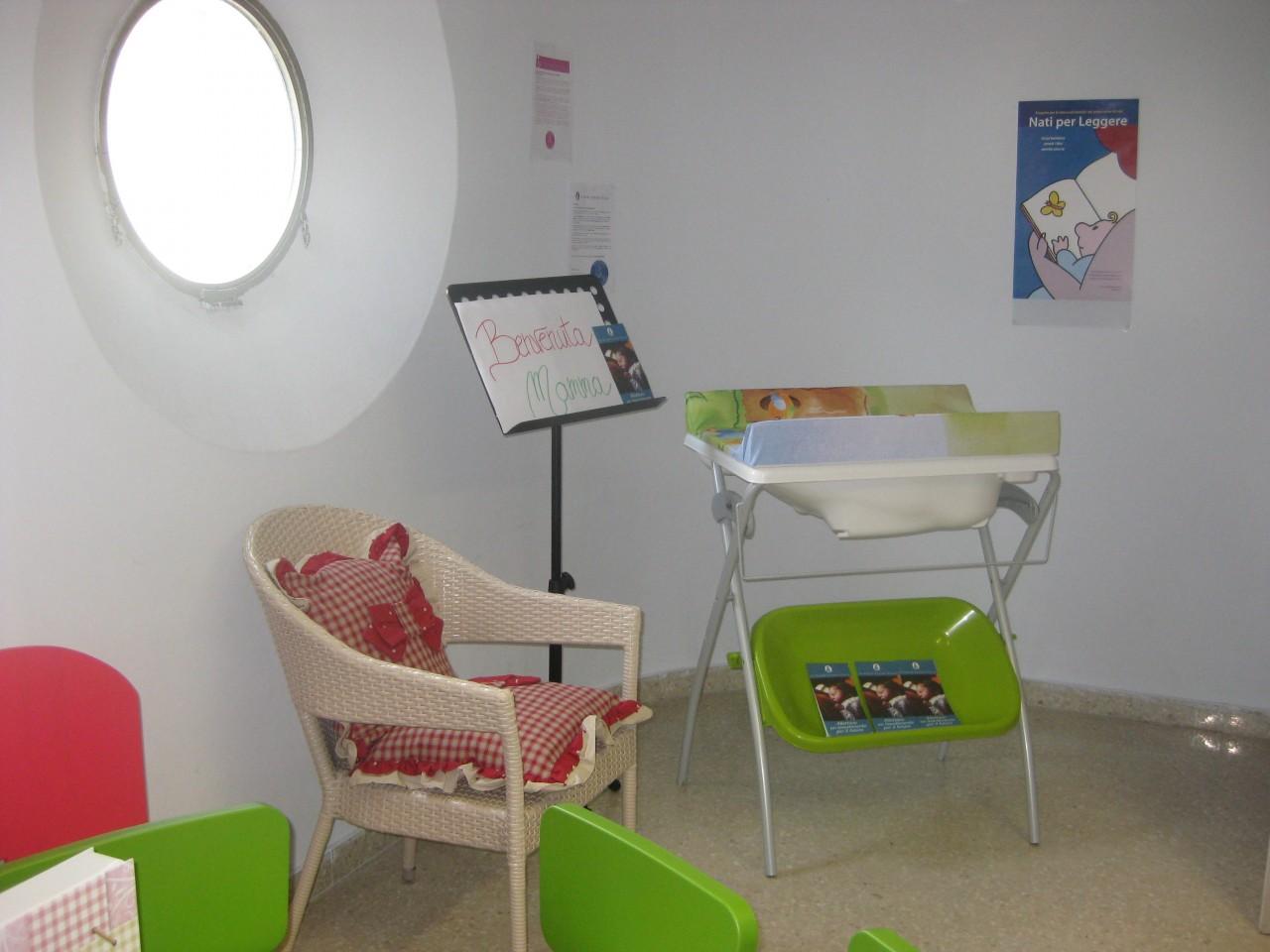 Napoli, al museo Madre un Baby pit-stop per consentire l'allattamento