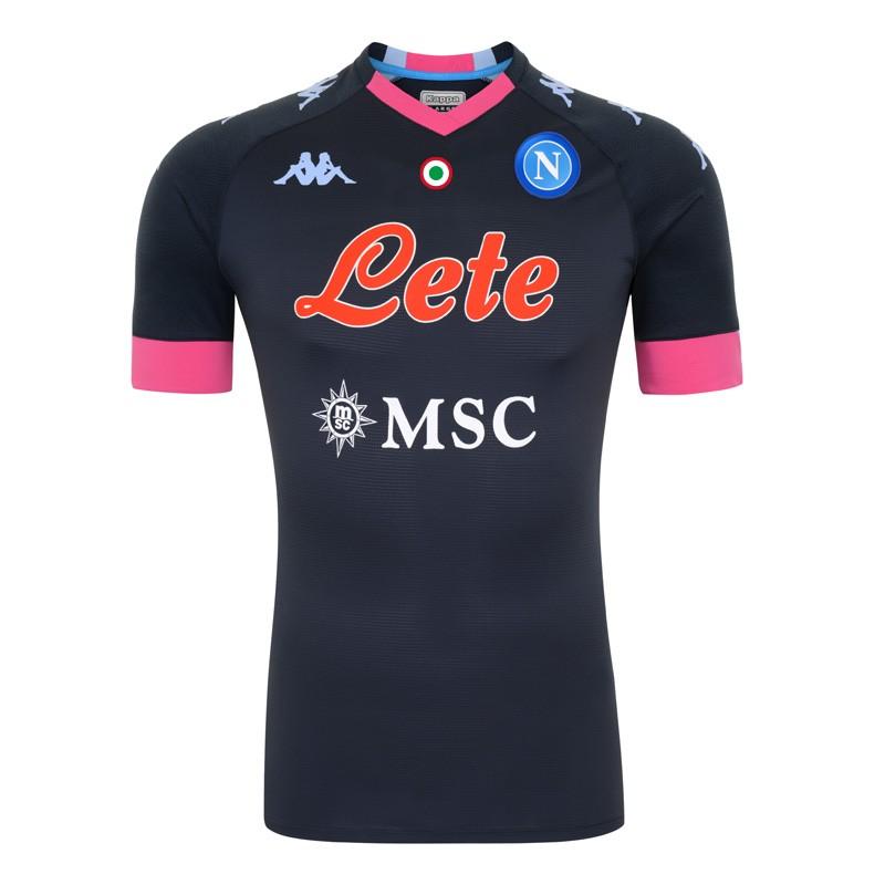 Napoli, sui social svelate le nuove maglie della stagione 2020-21?
