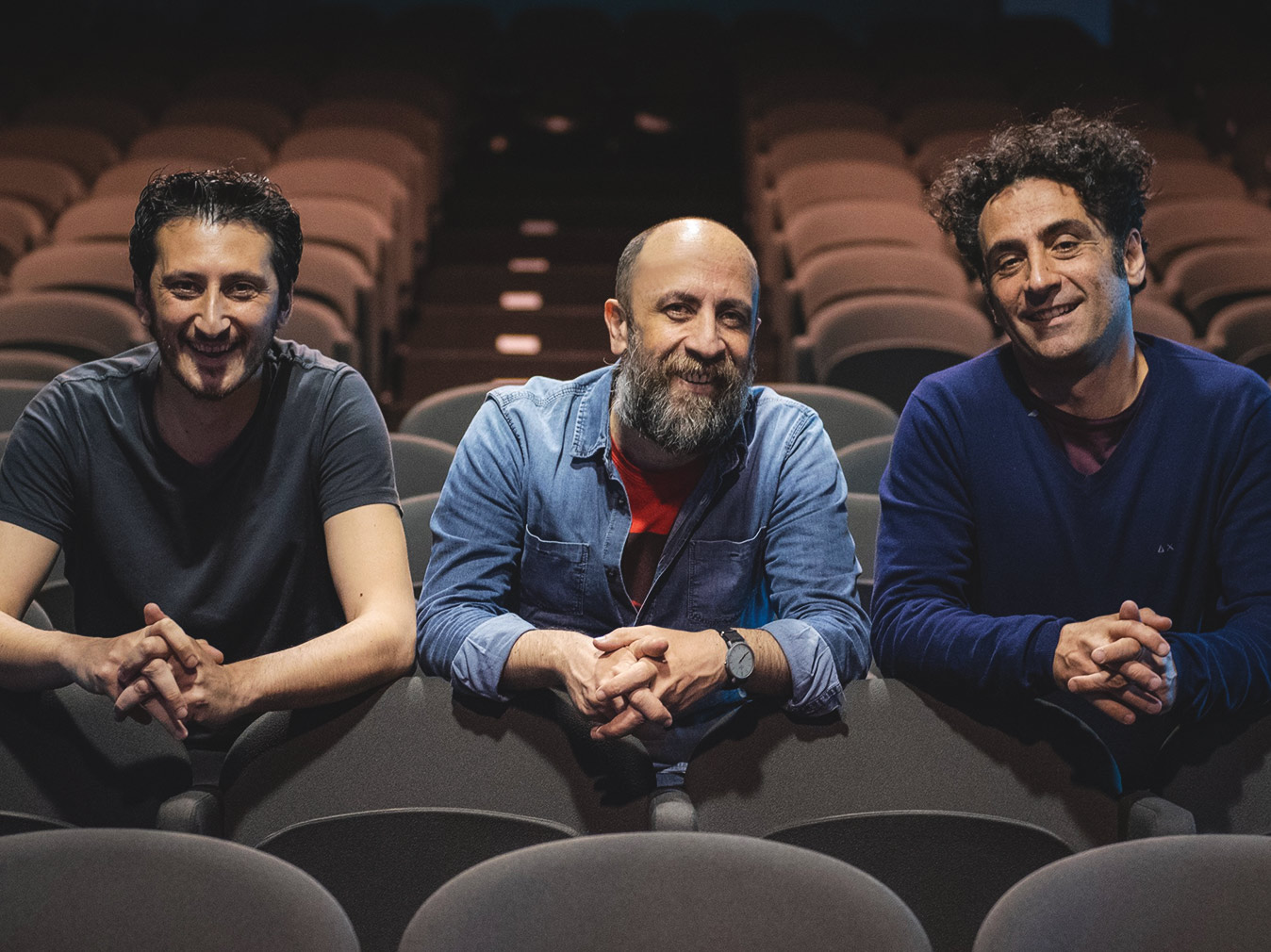 Joe Barbieri Trio all'Arena Spartacus Festival