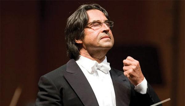 Tutto esaurito per la prima volta di Riccardo Muti al Ravello Festival