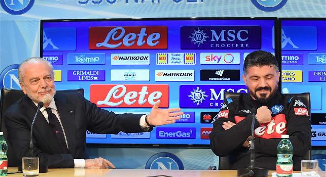 Gattuso-DeLa: accordo su tutto, ma si va avanti senza rinnovo