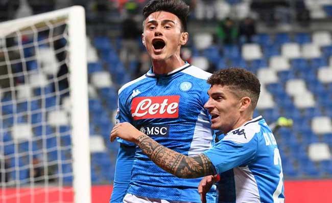 Napoli: ufficiali i rinnovi di Elmas, Mario Rui e Di Lorenzo