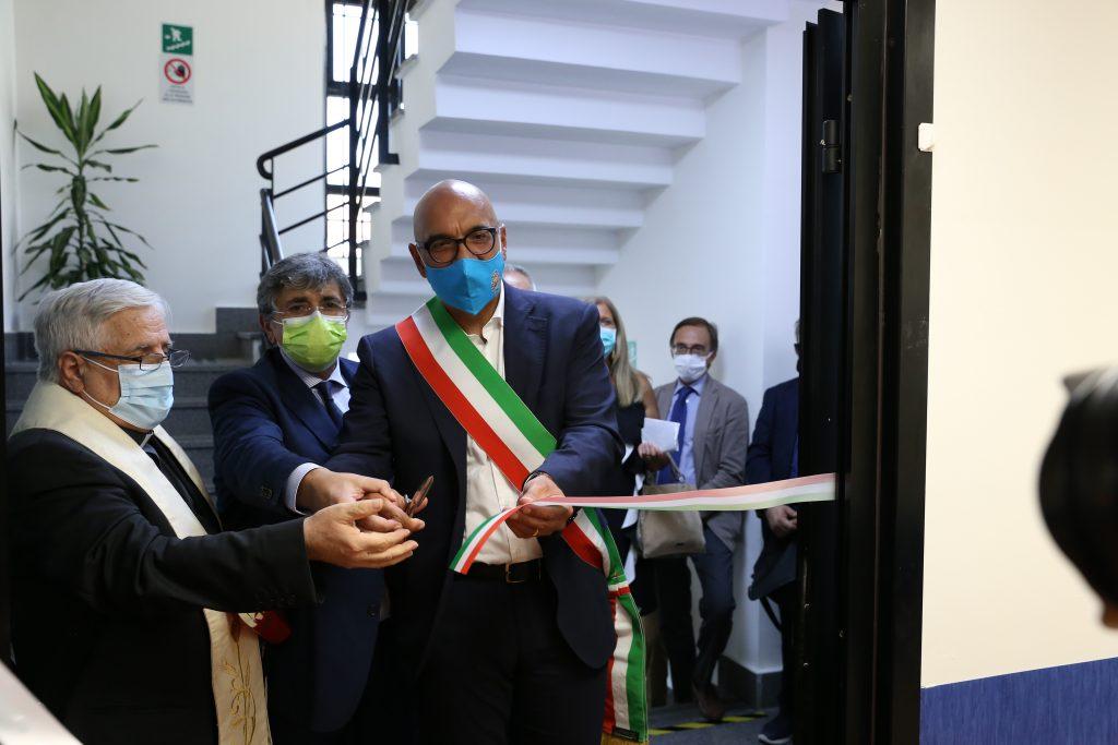 Capua, inaugurati Gli ambulatori della Salute - Chronic Care Center