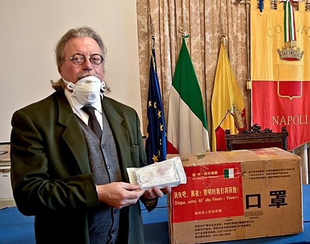 """Test sierologico, il presidente dell'Ordine dei medici di Napoli: """"Sottrarsi non è deontologico"""""""