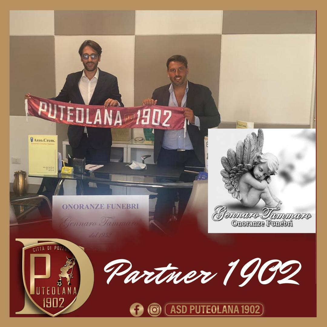 Calcio e scaramanzia: la Puteolana sceglie Gennaro Tammaro Onoranze Funebri come sponsor