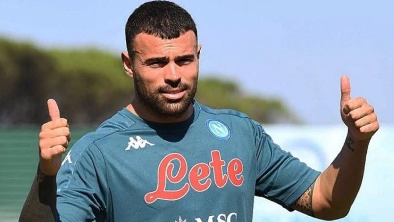 """Napoli, ecco Petagna: """"Non vedevo l'ora"""""""