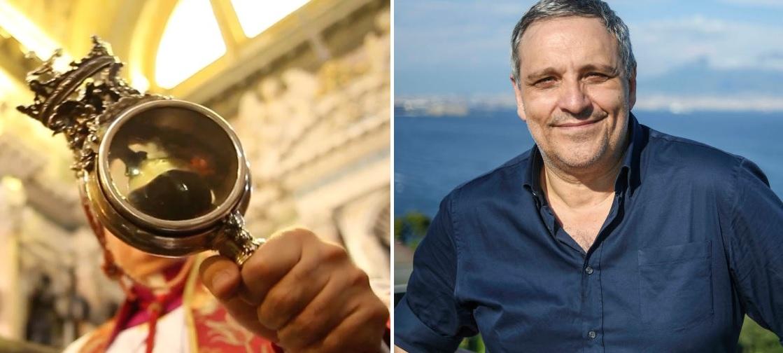 San Gennaro, nasce il blog per riunire i fedeli nel mondo: il blogger sarà Maurizio De Giovanni