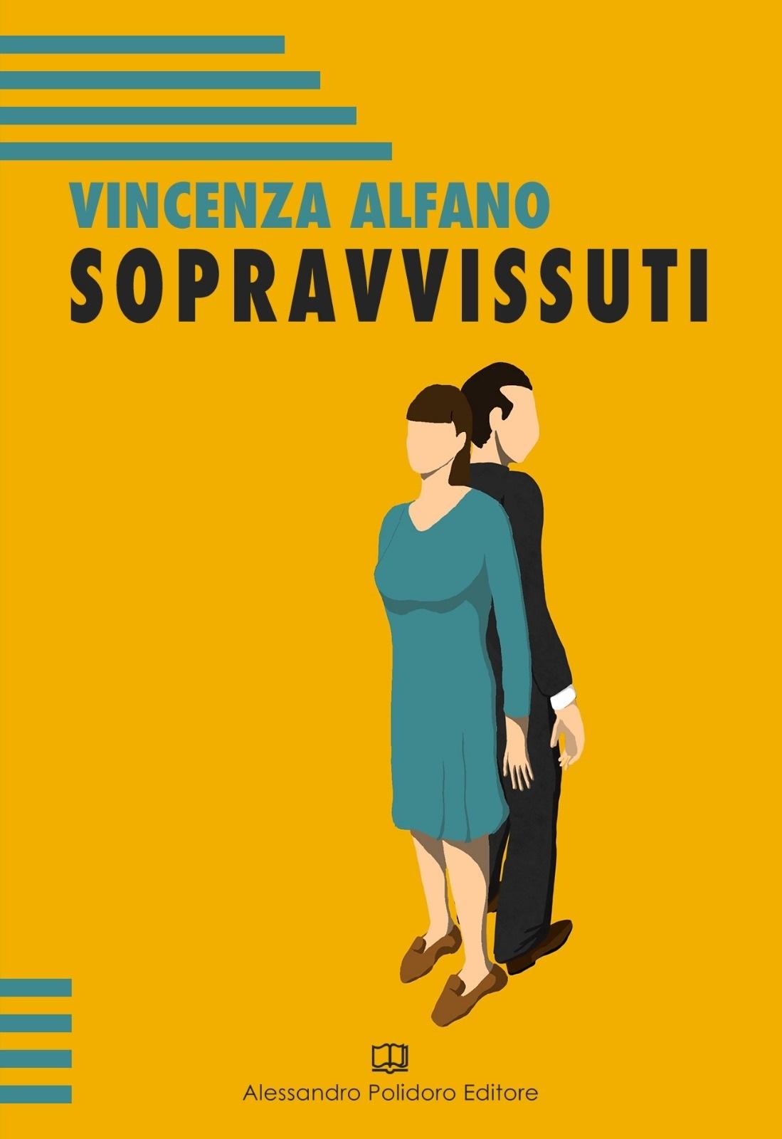"""Le recensioni di RoadTv Italia - """"Sopravvissuti"""", romanzo di Vincenza Alfano"""