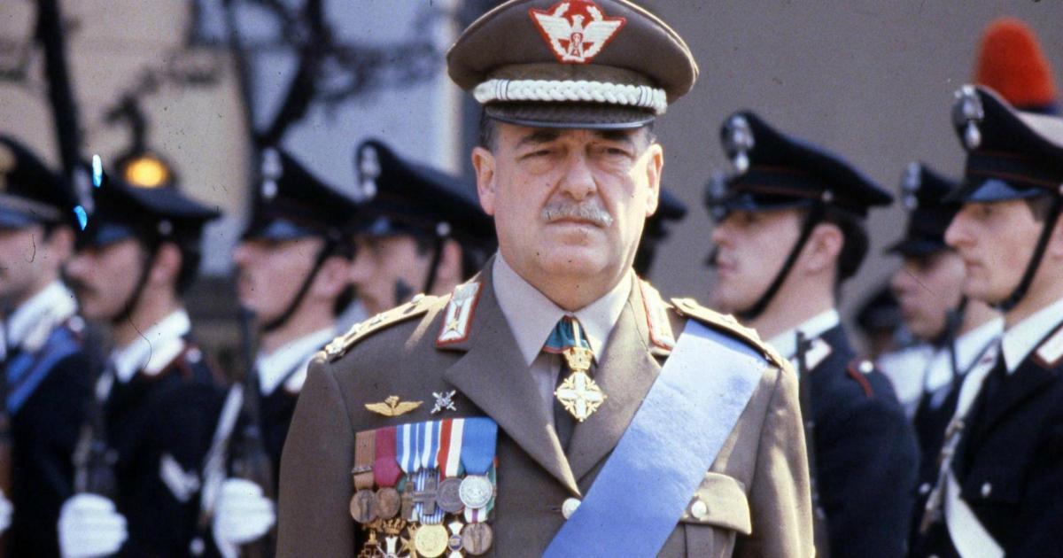 Il 3 settembre 1982 l'omicidio del generale Carlo Alberto Dalla Chiesa
