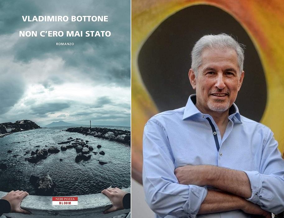 """Lunedì 14 settembre Vladimiro Bottone presenta """"Non c'ero mai stato"""" alla libreria Io ci sto"""