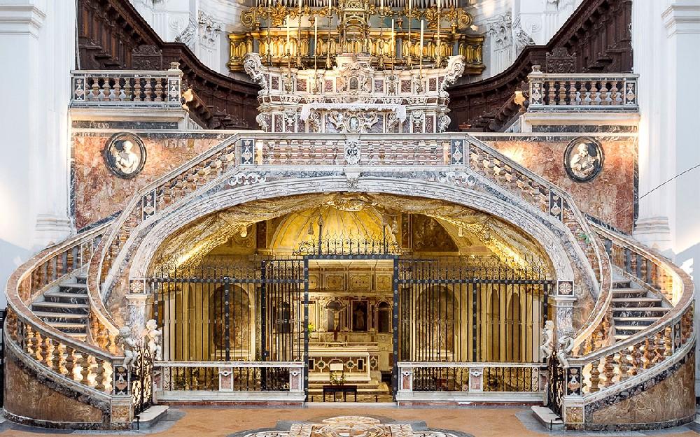 I Love Napoli, tour guidato alla Basilica di Santa Maria della Sanità