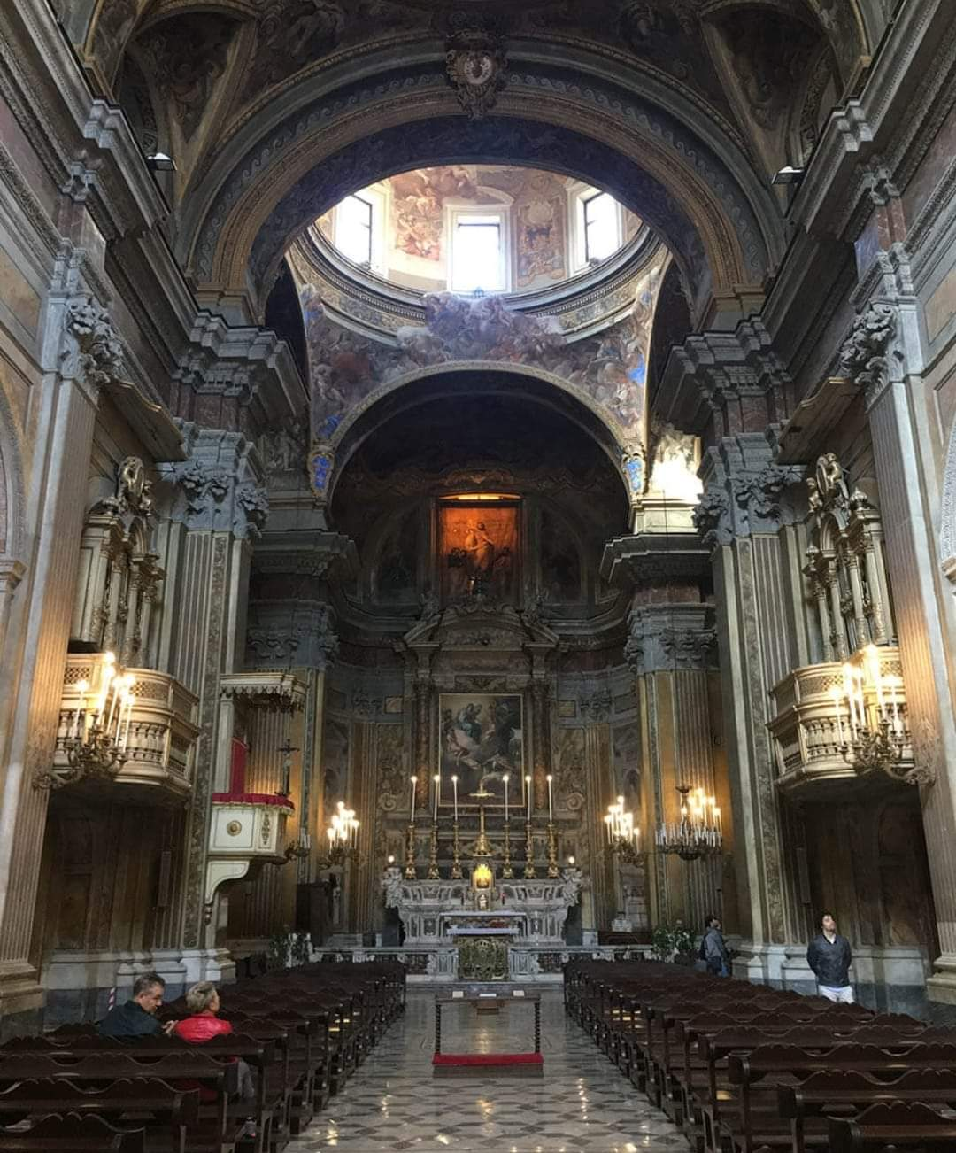 """Covid, il NEST Napoli Est Teatro non chiude e si """"sposta"""" in chiesa"""