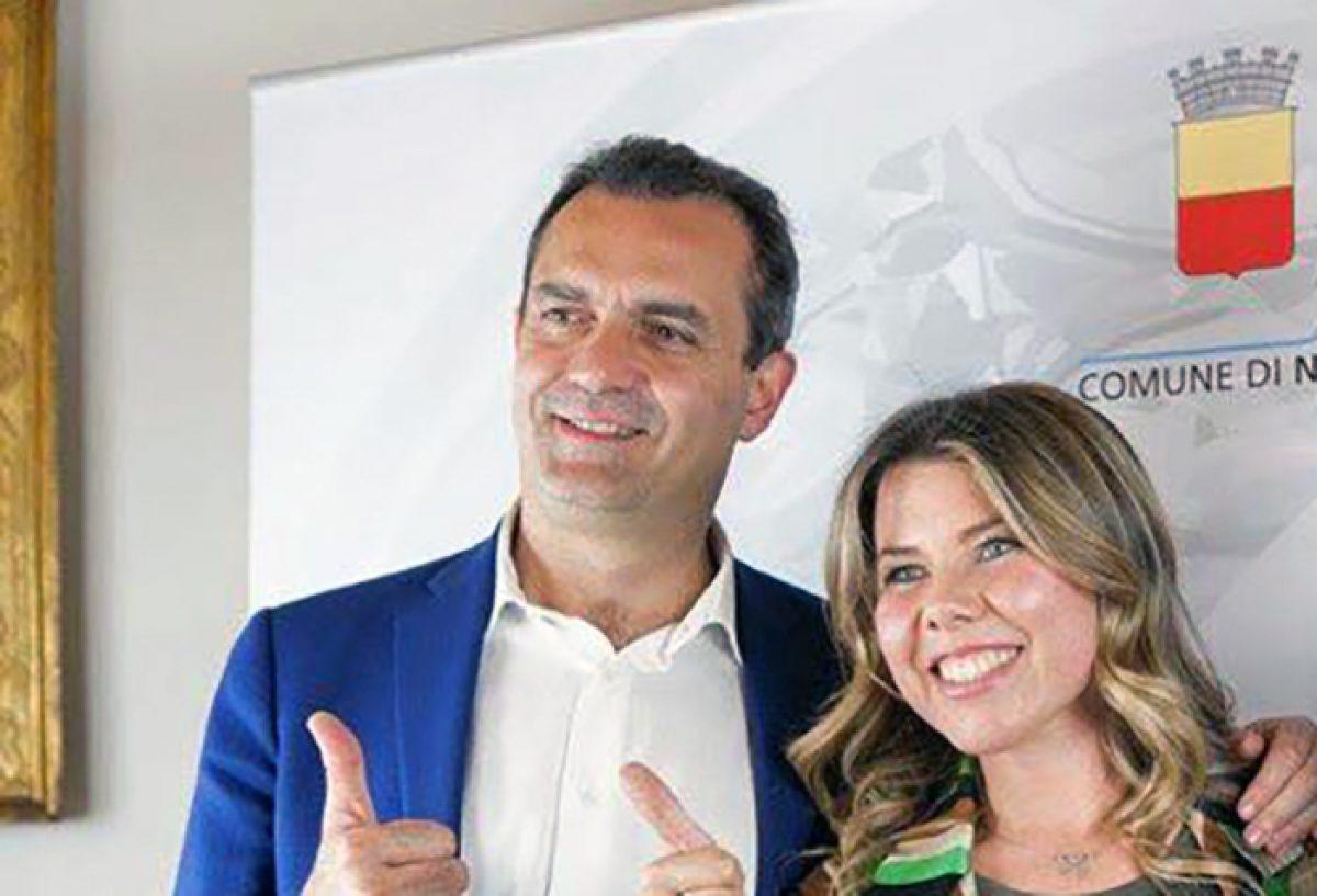 Amministrative Napoli, de Magistris sceglie Alessandra Clemente come sua candidata