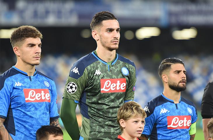 Nazionale, Mancini non convoca i calciatori del Napoli in via precauzionale