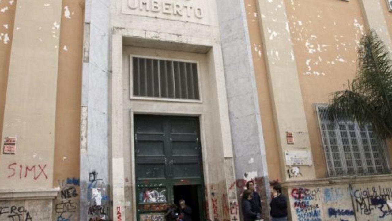 Studente positivo al Covid: chiude il Liceo Umberto a Napoli
