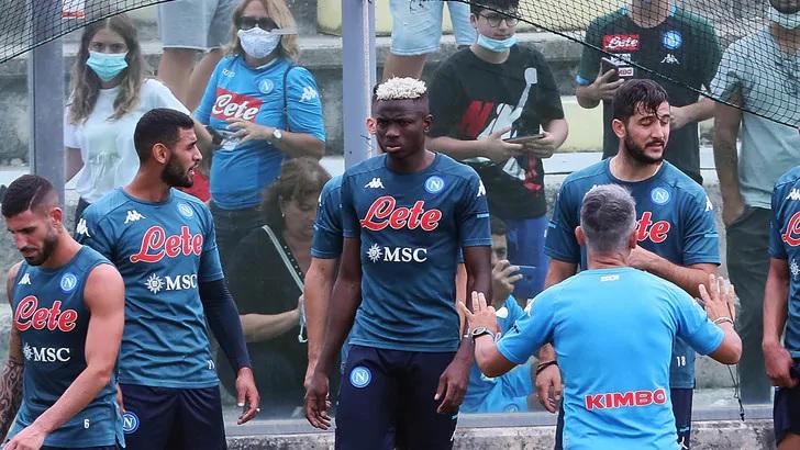 Juventus-Napoli, sabato mattina il tampone decisivo