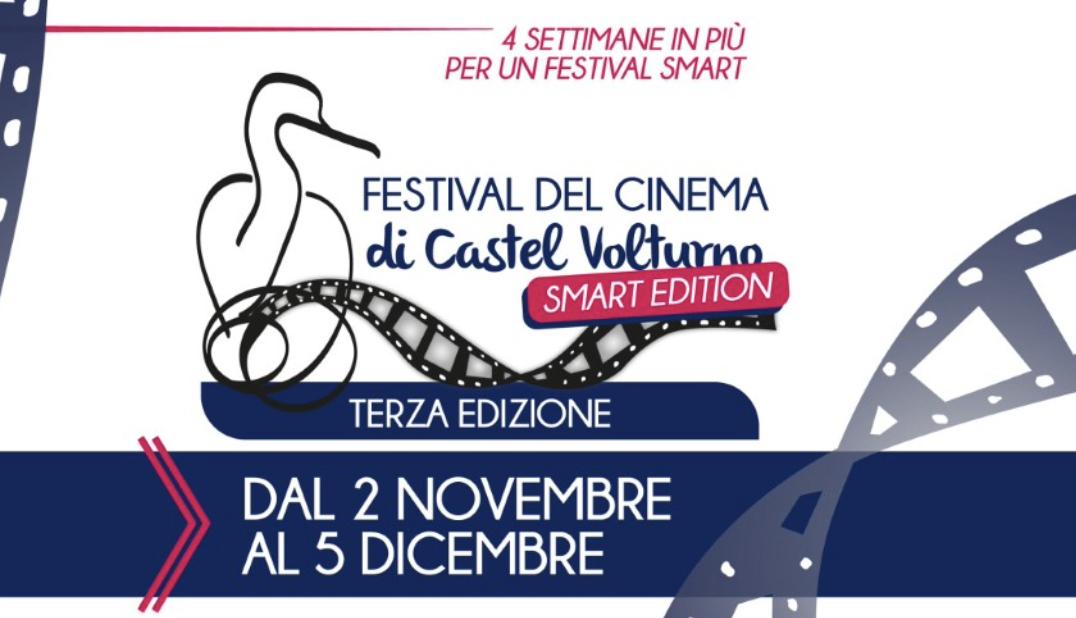 """Ultima settimana del Festival del cinema di Castel Volturno """"Smart Edition"""" (30 novembre – 5 dicembre 2020)"""