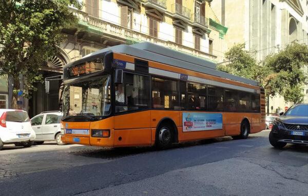 Anm, dal 19 novembre in funzione la linea filobus 204