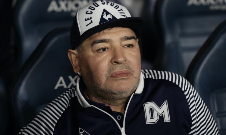 Maradona, la perizia: