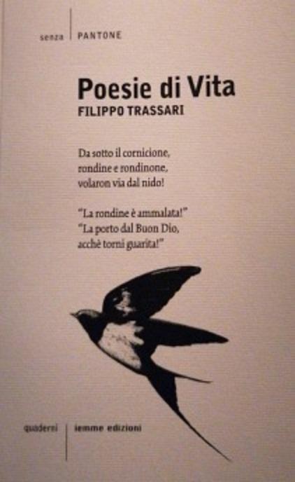 """Le recensioni di RoadTv Italia: """"Poesie di Vita"""", di Filippo Trassari"""