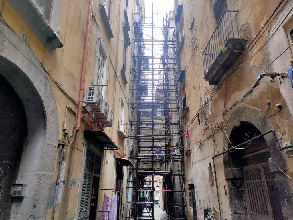Le proteste e le proposte di Forcella a 40 anni dal terremoto
