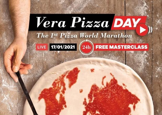 """""""Vera Pizza Day"""", per 24 ore la pizza napoletana protagonista in tutti i Continenti"""