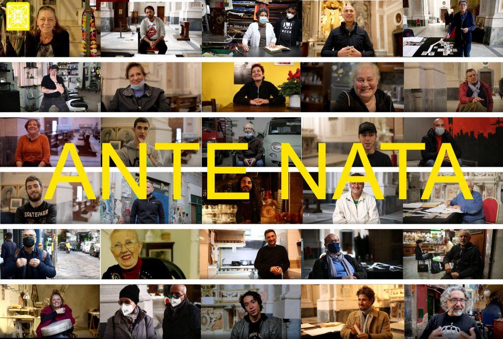 ANTE NATA: Presentazione del lavoro in fieri
