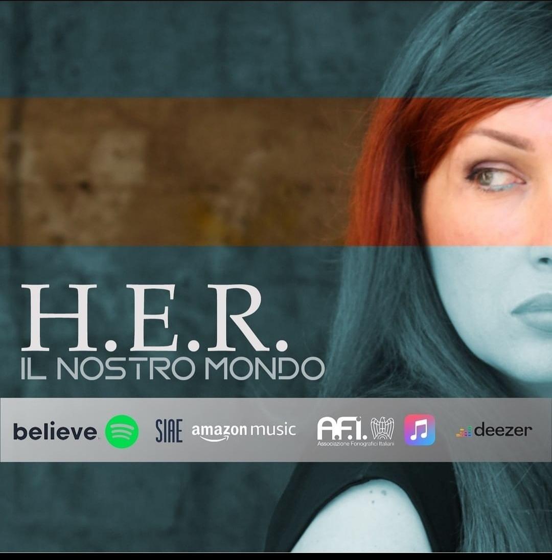"""""""Il nostro mondo"""", il singolo elettro pop di H.E.R."""