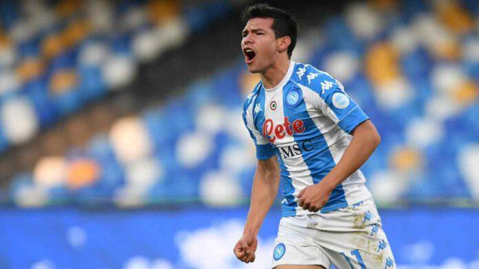 Napoli, buone notizie per Gattuso: Lozano torna in gruppo