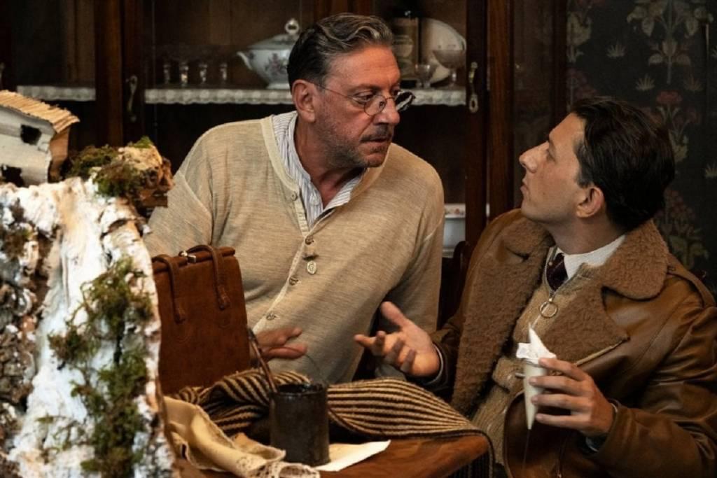 """Sergio Castellitto: """"Il mio Natale in casa Cupiello un regalo e un privilegio"""""""