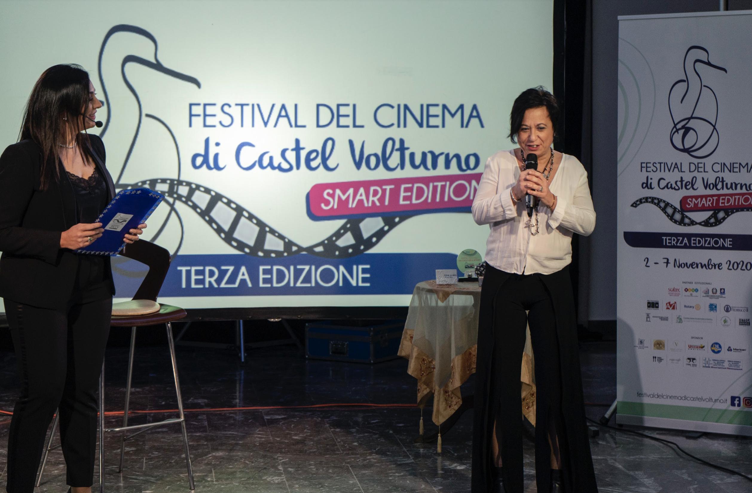 """Festival del Cinema di Castel Volturno """"Smart edition"""" - I Vincitori"""