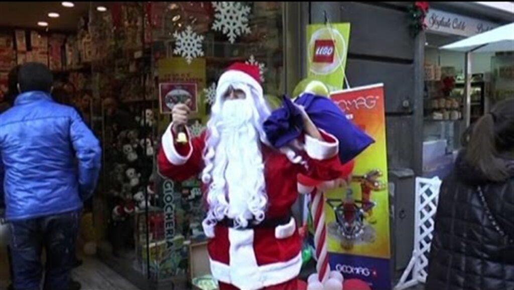 """Natale a Napoli, al via l'Operazione """"Santa Claus"""""""