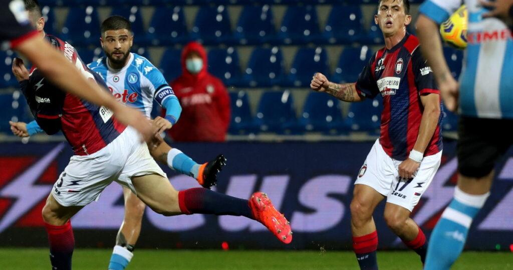 Cagliari-Napoli, dove vedere la partita in tv e streaming