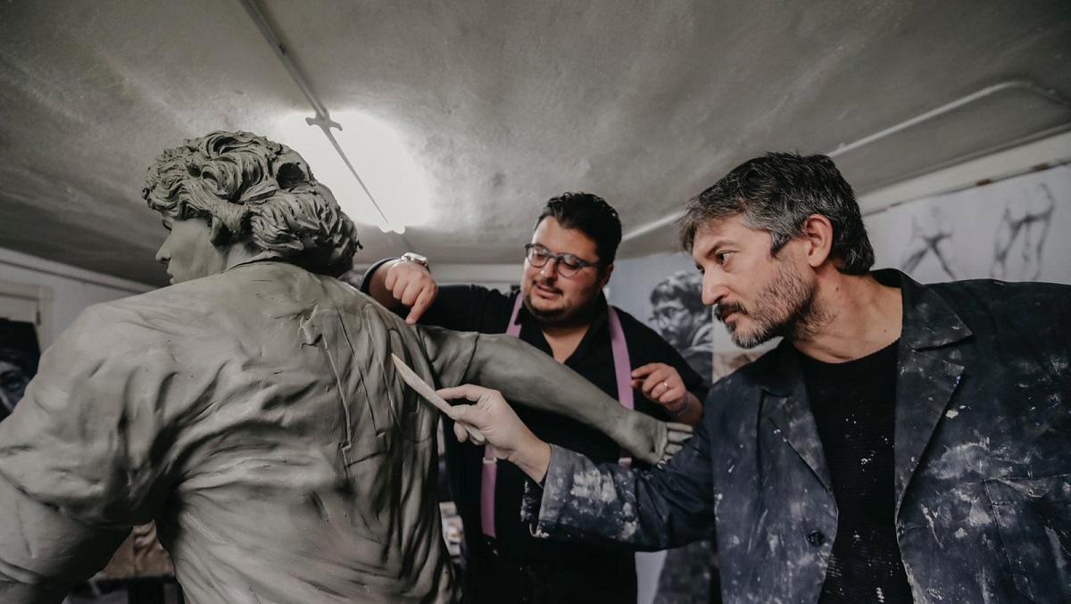 Sepe e Iovino uniti per celebrare Maradona con una statua