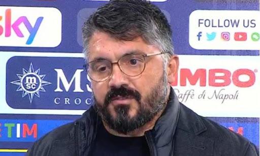 """Napoli, Gattuso: """"Soffro di miastenia ma tranquilli, non muoio"""""""