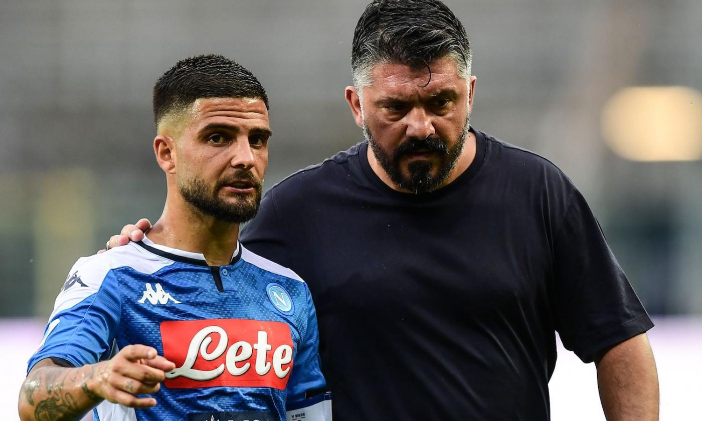 """Az Alkmaar-Napoli, Gattuso: """"Siamo forti, ma la qualità non basta. Insigne? Meno musi lunghi"""""""