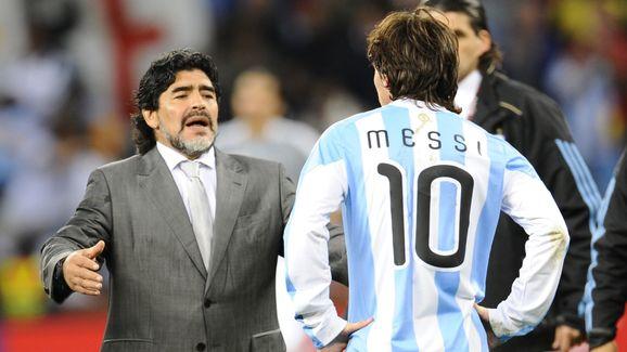 """Boateng sfida Messi: """"Dovrebbe andare al Napoli per onorare Maradona"""""""