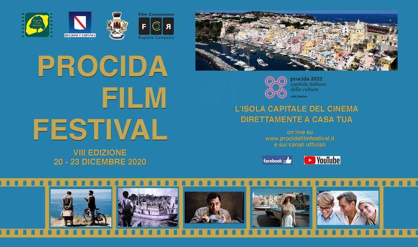 Via al Procida film festival: 26 opere finaliste online