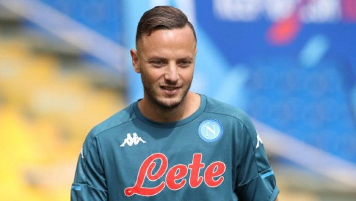 Napoli, buone notizie per Gattuso: Hysaj e Rrahmani negativi al tampone