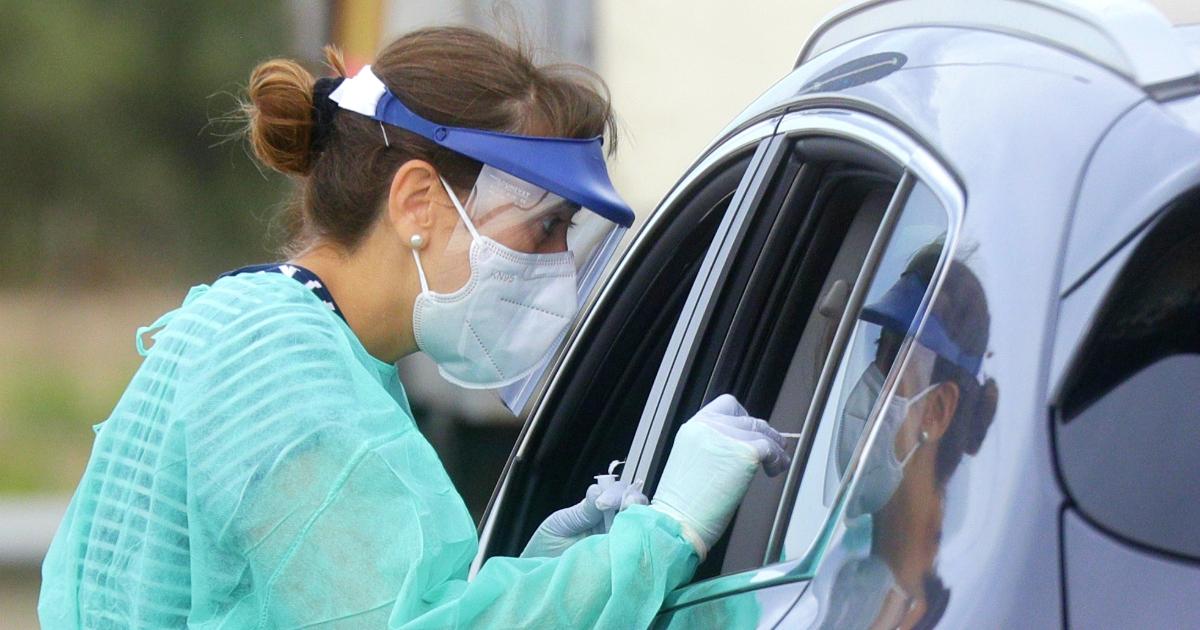 Coronavirus, a Napoli test rapido molecolare in tre parcheggi Anm