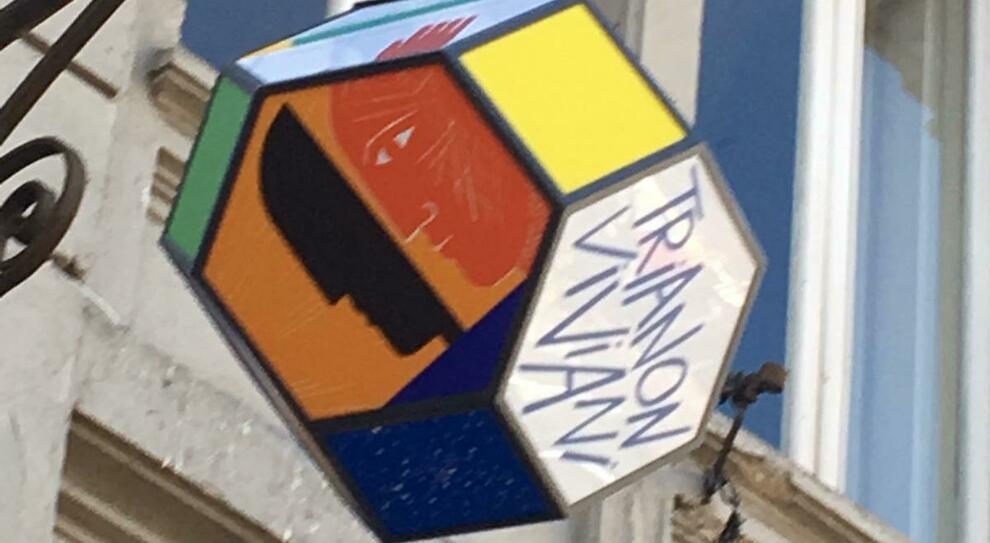 Trianon Viviani, la magia della lampada di P-aladino
