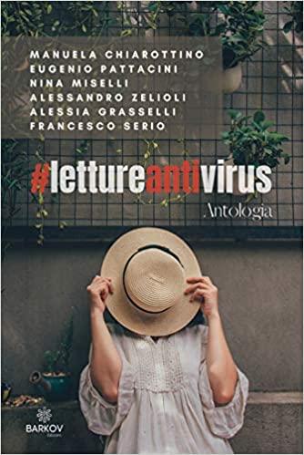 #Lettureantivirus, l'antologia di racconti della Barkov edizioni
