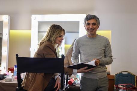 """Vincenzo Salemme gira a Napoli """"Con tutto il cuore"""", le prime foto dal set"""